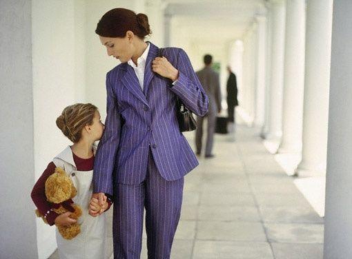 Как вернуть жену и ребенка