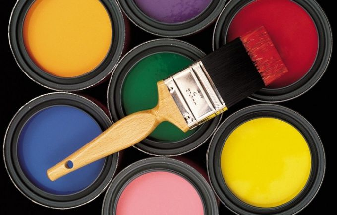 Как вывести пятна краски