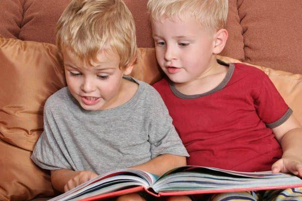 Как заинтересовать ребёнка чтением