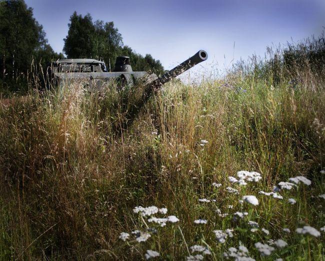 Как завести танк