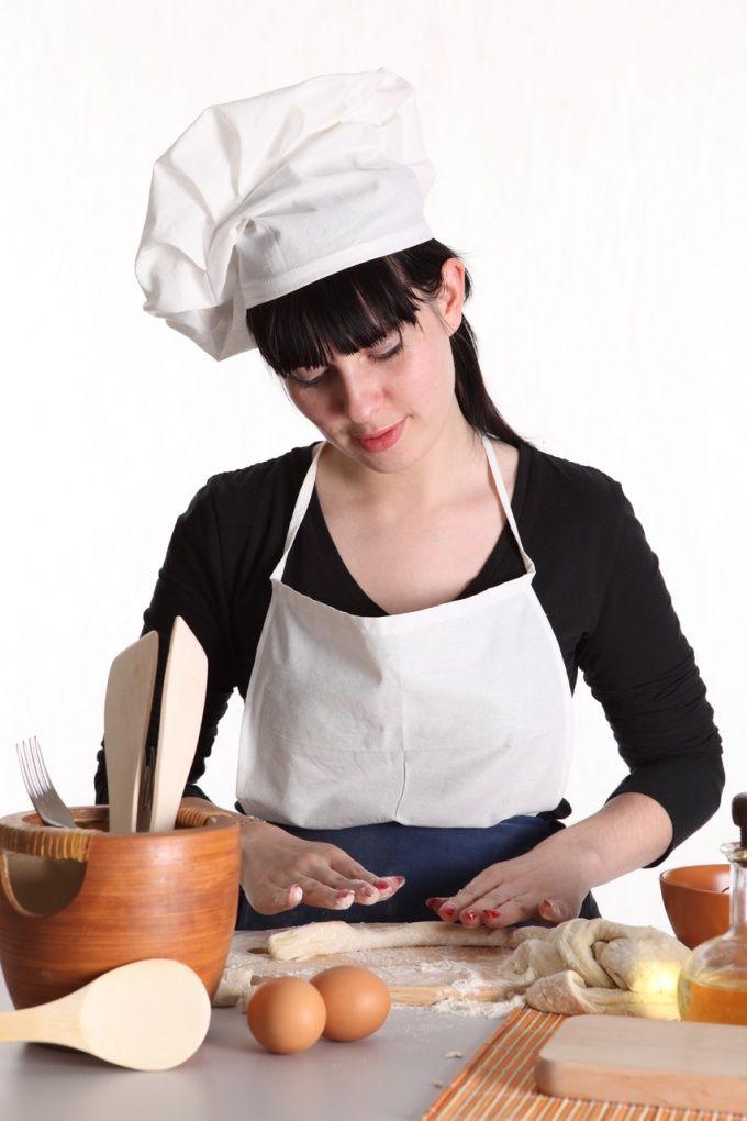 Дрожжевое тесто можно использовать для выпечки разных изделий