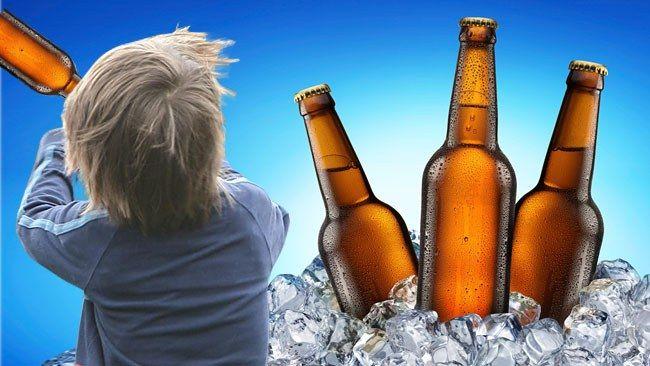 Стоит ли терпеть пьющего мужа ради ребенка